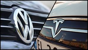 volkswagen umbrella companies news u201cvolkswagen the company to stop tesla u201d says ceo