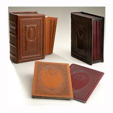 shabbos l leather zemiros box with 6 leatherette zemirot l shabbos booklets