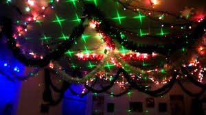 christmas laser lights u0026 regular lights youtube