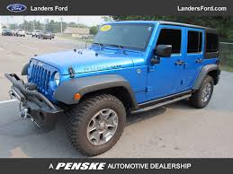 rubicon jeep blue 2016 used jeep wrangler unlimited wrangler unlimi 4wd 4dr rubicon