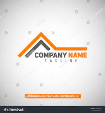 Free Real Estate Logo Templates by Royalty Free Real Estate Logo Template With Roof U2026 435047923