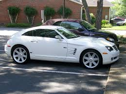 chrysler car white chrysler crossfire rods pinterest chrysler crossfire