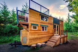 Molecule Tiny House by Tiny House Inhabitat Green Design Innovation Architecture Modern