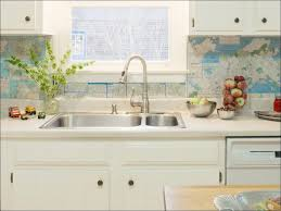 kitchen glass and metal backsplash tile tin backsplash for
