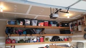 Building Floating Shelves by Floating Garage Shelves 6 Steps With Pictures