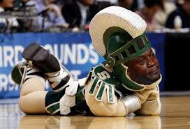 Michigan State Memes - michigan state memes and jokes are strong after upset loss larry