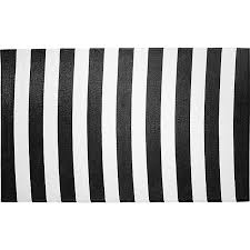 Black And White Outdoor Rug Black And White Outdoor Rug 5 X8 In Rugs Reviews Cb2