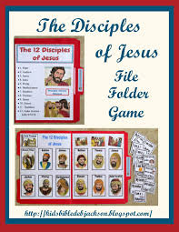 bible fun for kids 4 7 jesus u0026 his disciples
