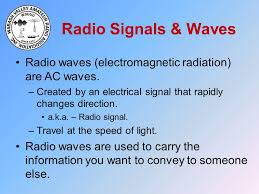 Louisiana how do electromagnetic waves travel images Technician license class ppt video online download jpg