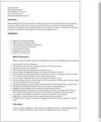portfolio accountant cover letter