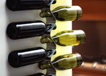 a homemade addiction 13 delightful diy wine rack ideas