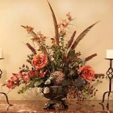 Faux Flower Arrangements Artificial Flower Arrangements For Home Foter