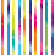 strips with color transition from triangles a seamless pattern