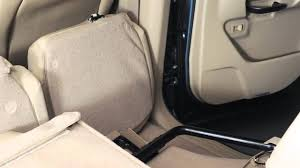 2013 nissan armada folding rear seats youtube