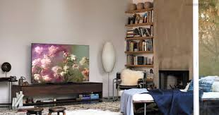 home design story samsung design story samsung s 2018 qled tvs take immersion to new