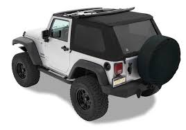 grey jeep wrangler 2 door bestop trektop nx twill soft top for 07 17 jeep wrangler jk 2 door