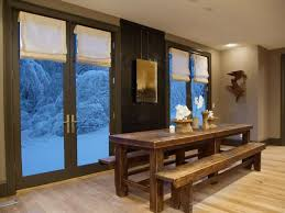 Best Dining Rooms Images On Pinterest Dining Room Dining - Dining room table bench seating