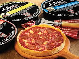 chicago food gifts lou malnati s pizza of the month club tastes of chicago nom