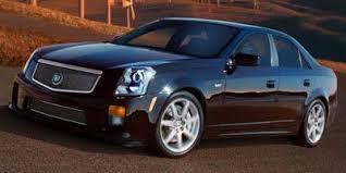 cadillac cts mileage used 2005 cadillac cts v sedan 4d v series 6 speed mileage