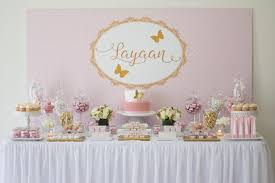 pink and gold baby shower ideas baby shower themes pink and gold pink and gold butterfly ba shower