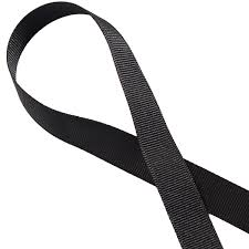 black ribbon belt black ribbon spool 5 yards at dollar carousel