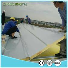 clean polyurethane smart expo polyurethane sandwich panel pu insulated wall panel