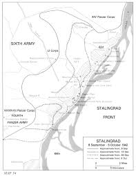Stalingrad On Map Hyperwar Moscow To Stalingrad Decision In The East