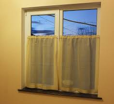 Sewing Cafe Curtains Diy Home Decor U2013 Sew 4 Home