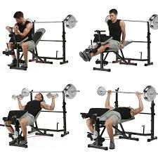Marcy Standard Weight Bench Review Best 25 Adjustable Weight Bench Ideas On Pinterest Adjustable