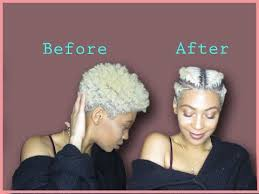 twa braid hairstyles natural hair easy way to style a tapered twa flat twists braids