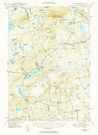 Unr Map All Old Maine Usgs Topos