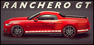 concept el camino 2016 ford ranchero bing images concept cars pinterest ford