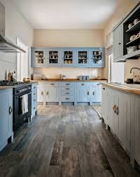 blue kitchen tiles ideas kitchen blue tile floors with white cabinets morespoons