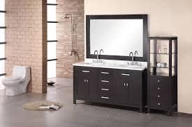 Double Sink Vanity Top 61 Adorna 61 Inch Double Sink Bathroom Vanity Set Is Extravagantly