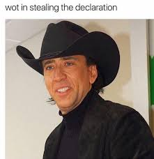 Fedora Hat Meme - 15 what in tarnation memes that ll wrassle out your inner cowboy
