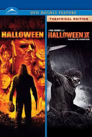 amazon com halloween halloween ii family is forever double