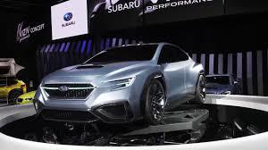 subaru concept 2017 2020 subaru wrx sti concept hatchback engine news rendered