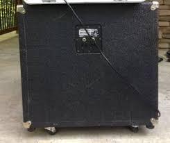 8 ohm bass speaker cabinet sold ampeg classic series svt 15e bass cabinet speaker eminence