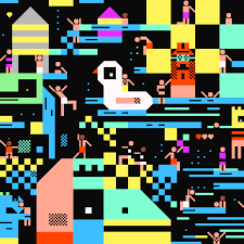 A Place Gif This Artist Makes A New 8 Bit Gif Each Day Creators
