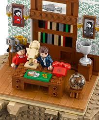 Tv Set Furniture Classic Lego Reveals Classic Batman Tv Series Batcave Set Batman Comic