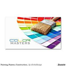 Business Cards Painting Auto Body Customizable Business Card Business Cards Business