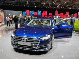 audi u0027s a8 is a declaration of war on buttons but now the battle