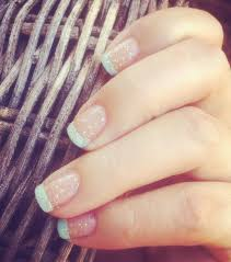 cute french tip nail designs easy cutest nails paint