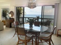 table and chair rentals big island hawaii beachfront vacation rental kona oceanfront rental amenities
