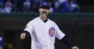 Baseball Bench Coach Duties Levine Could David Ross Be In Line To Take Over As Cubs U0027 Bench
