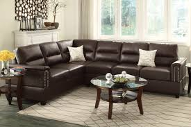 jade leather sectional sofa u2013 famous furniture store
