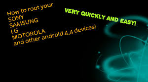 how to root android 4 4 2 how to root all 5 1 5 0 4 4 4 4 4 2 android devices
