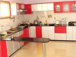 red and white kitchen designs colors for kitchens with combination designs my home design journey