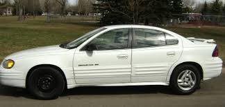 2001 pontiac grand am information and photos zombiedrive
