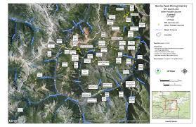 Navajo Reservation Map Navajo Nation Seeks 160 Million In Damages For Gold King Mine